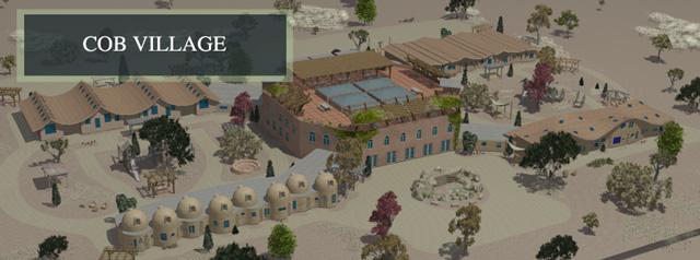 Cob Village Low-res Header, Cob Village, Cob Living, Cob Construction, Cob Architecture, Cob Housing, Cob Hotel, Cob Dwelling, building with cob