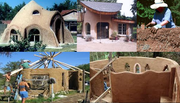 Cob Construction, Cob Home
