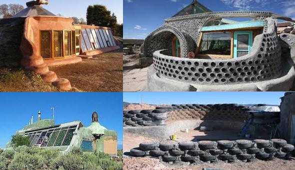 earthship home, earthship sustainability