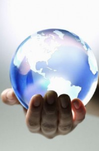 the future in our hands, our world, our earth, one community, forging the future, the work that needs to be done