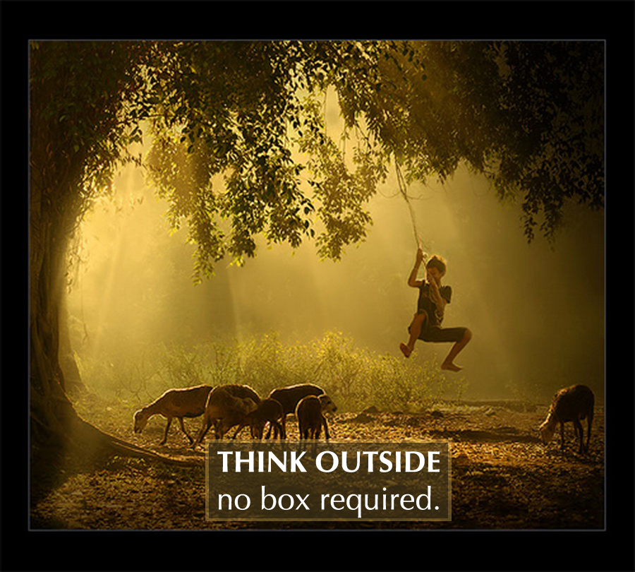 think outside, playground for children and adults, nature's playstation, television free environment, nature
