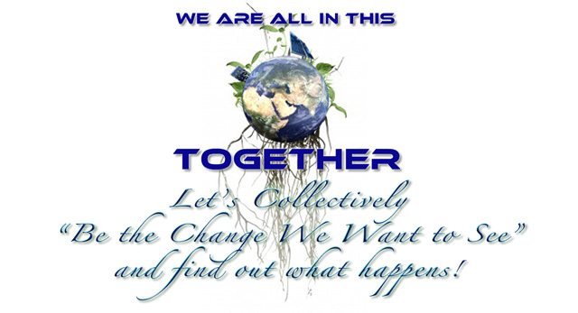We Are All In This Together, One Community Pledge Image