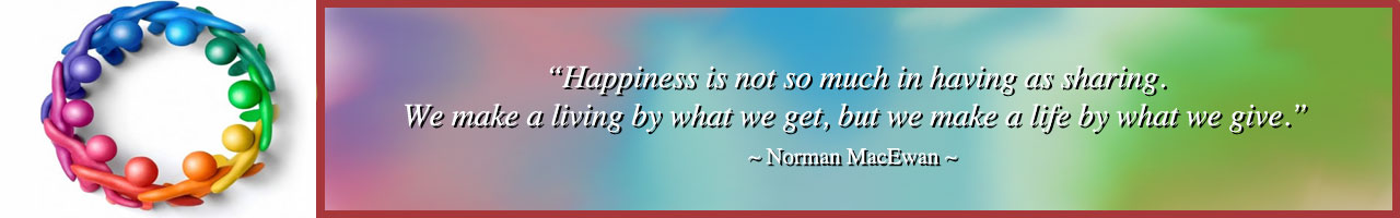 Human Needs Quote, Norman MacEwan Quote, Happiness is quote