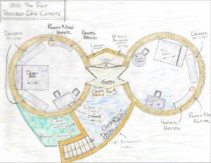 earthbag living, earthbag home, open source architecture, pod 1, One Community , sustainable living, eco-sustainability, eco-living, green living solutions, sustainable life