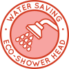 water saving shower heads, water saver showerheads, water conservation, water use reduction, the best shower heads, showers that use less water, using very little water, reducing water use, water conservation, making water last, Highest Good water, One Community, showerhead review, shower head reviews, reviewing shower heads