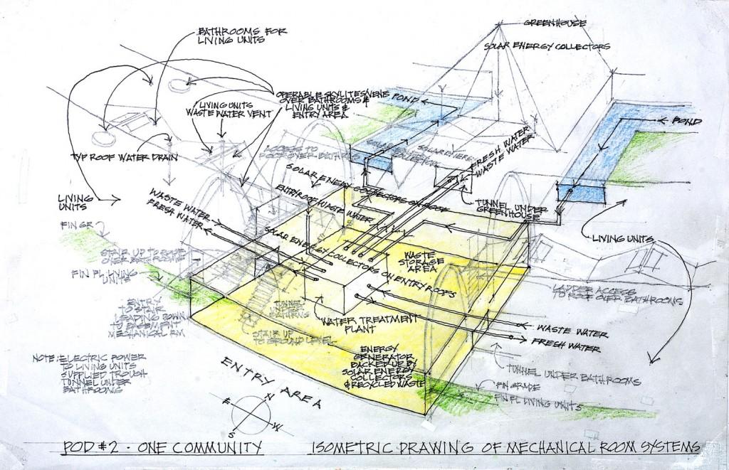 eco build, straw bale construction plans, one community plans