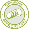 omnivore potato recipes, One Community, delicious, nutritious, inexpensive, cheap, affordable, large-scale, easy, simple, list