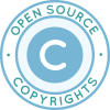Copyrights icon, copyright icon, trademark, patent, intellectual property