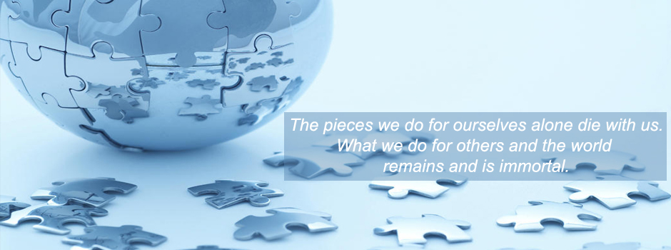 do for others, what we do for others is immortal, the key to immortality, component creation template, project planning header, component creation header, One Community, open source project planning template