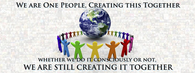for the highest good of all, global oneness, creating the future together, architects of the future, working together, global collaboration, Highest Good food, Highest Good energy, Highest Good housing, Highest Good society, Highest Good business, Highest Good living, One Community