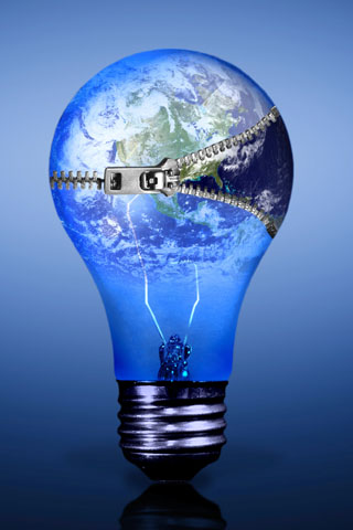 planet bulb, eco bulb, self-sufficient and sustainable, non-profit leadership, regenerative and sustainable, sustainable path, sustainable civilization