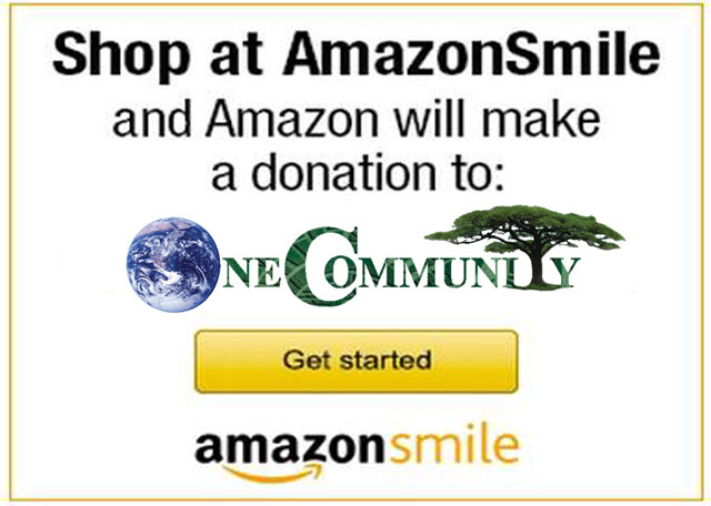 Amazon Smile, Amazon Shopping, One Community