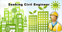 Seeking Civil Engineer
