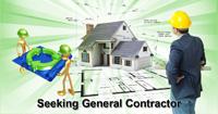 Seeking General Contractor