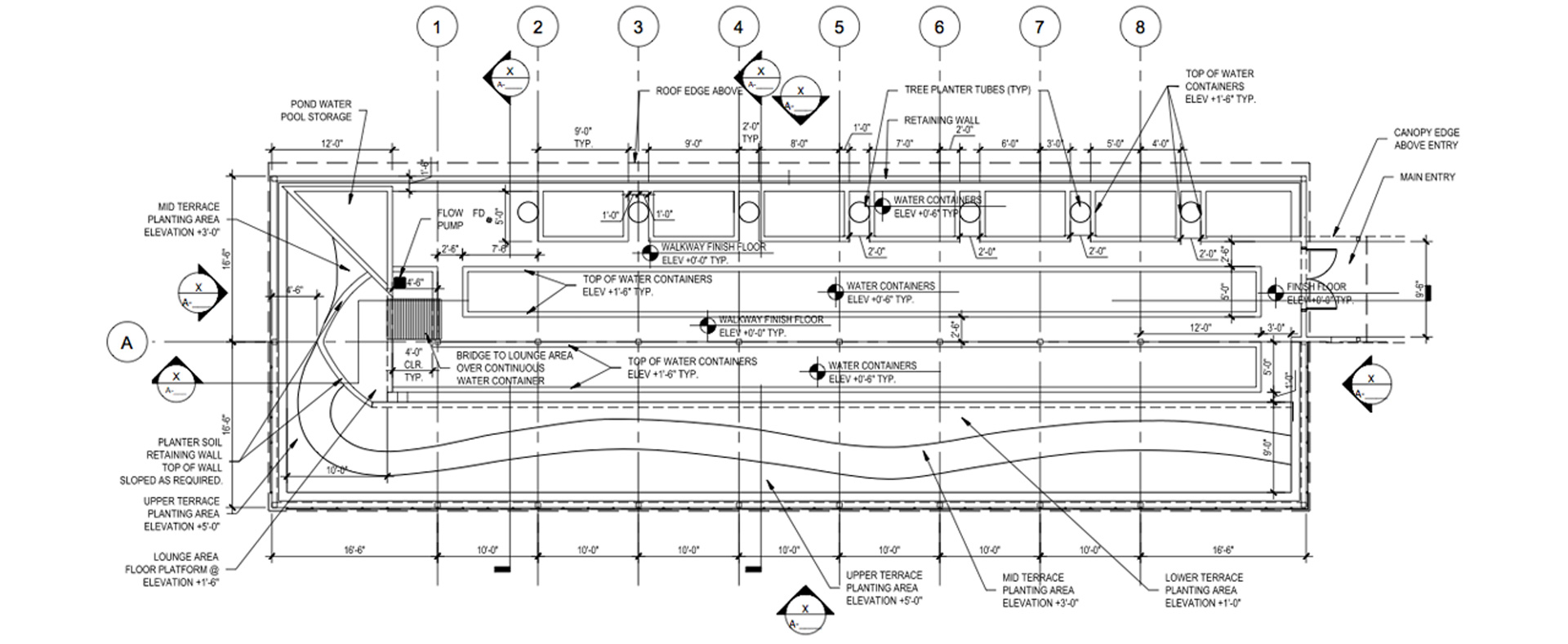 Large-scale Aquapini CAD Export