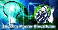 Master Electrician Job Description Page