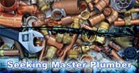 Master plumbers, world change, nonprofit, helping