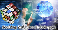 seeking software developers, software developer positions, software developer non-profit, world change