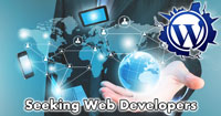 Seeking Web Developers, web developer position, web developers world change