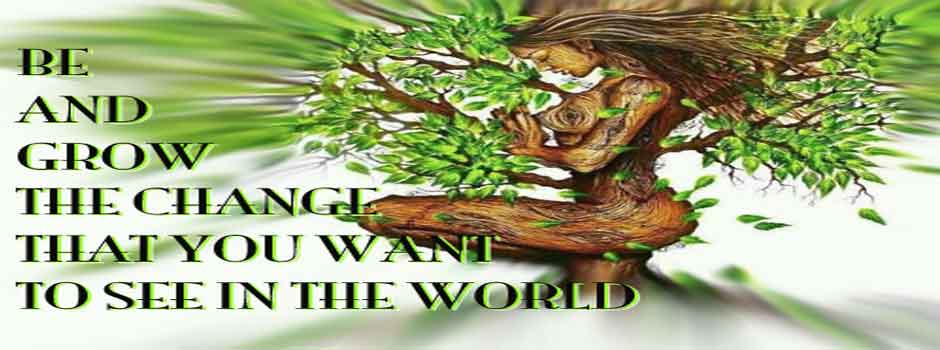 be the change, One Community, creating the world we want, growing the change, sustainable world, eco-world, eco-living, making change, designing change, architects of the future, sustainability nonprofit
