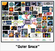 """Outer Space"" Lesson Plan: Teaching all subjects in the context of Outer Space"