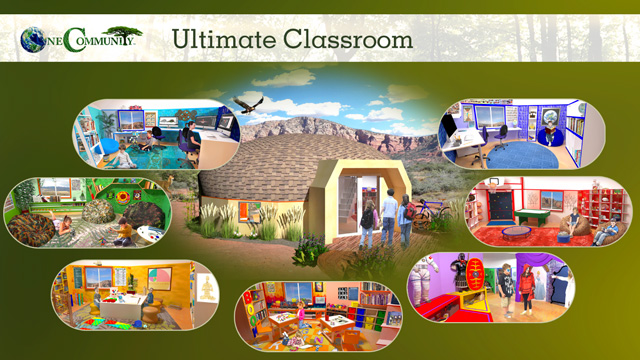 The Ultimate Classroom, One Community