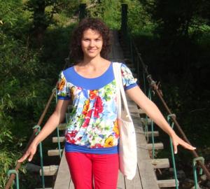 One Community Pioneer, Yulia Nakonechna, World Changer, world change people, creating global change