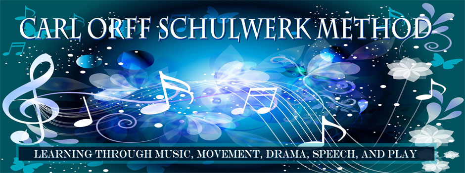 Carl Orff Schulwerk Method, learning through music, learning through play, learning through speech, transformational education, open source education, One Community