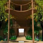Tropical Atrium Looking North