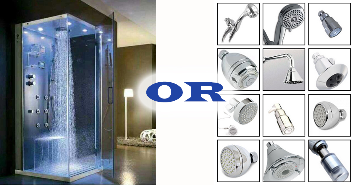 Water-Saving Shower Heads Evaluation and Review Hub