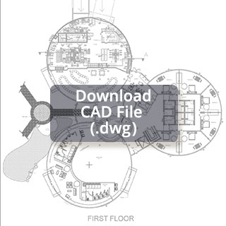 Duplicable City Center CAD Download, .dwg file, Autocad Image