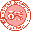 Heating and Cooling Icon