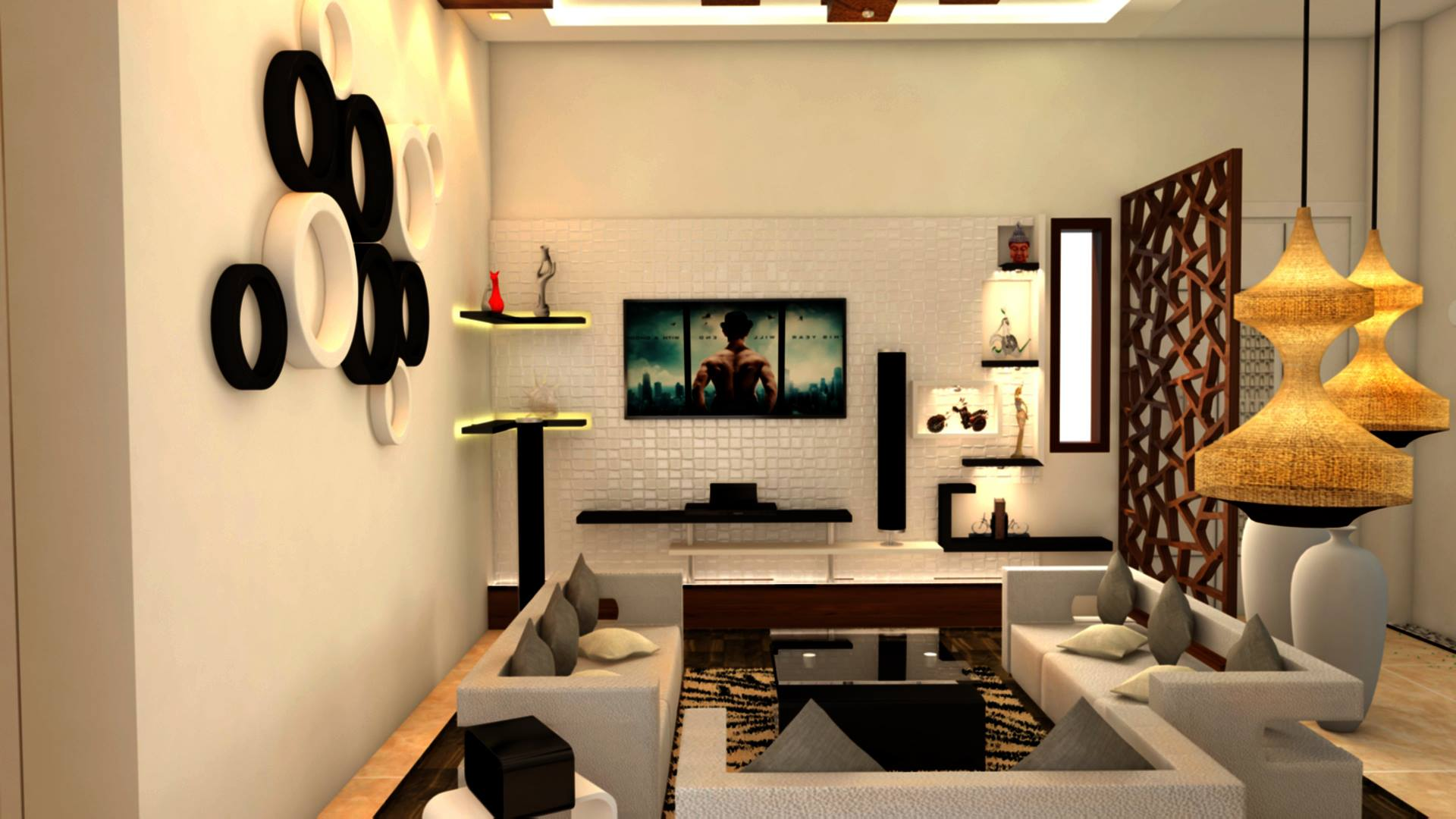 Bupesh seethala interior designer 3 d visualizer and for Home interior work