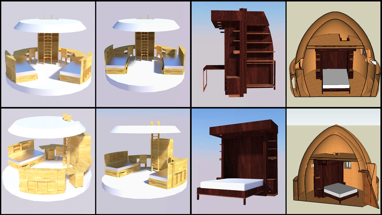 Plans earthbag building and construction plans page for Household furniture design