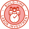 building time needs, time investment, build times, time to build, earthbag build time investment, straw bale build times, eco build times, sustainable build times, green building, labour evaluation, labour investment, labour input, labor requirements, labor input, time for building