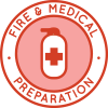 Fire and Medical Icon, Open Source Fire Plan, Open Source Emergency Medical Strategy