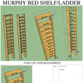 Murphy Bed Ladder Icon