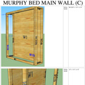 Murphy Bed Main Wall C