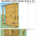 Murphy Bed Main Wall C