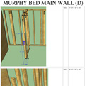 Murphy Bed Main Wall D
