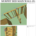 Murphy Bed Main Wall E