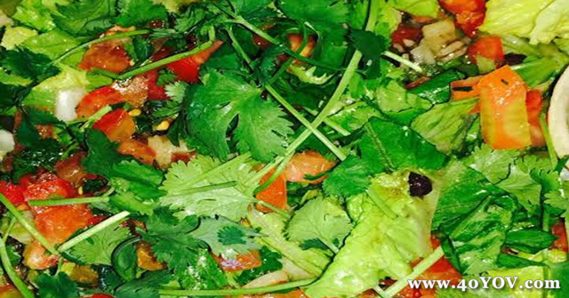 Tortilla Salad, One Community Recipes