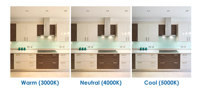 What Color Temperature Light For Kitchen
