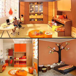 Orange Room, Education for Life, Ultimate Classroom: