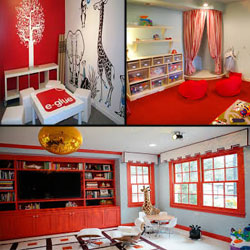 Red Room, Education for Life, Ultimate Classroom