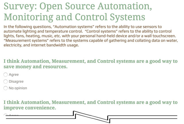 Control Systems Survey
