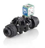 Water Pipe Valve, One Community Control Systems