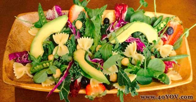 One Community Recipe, Farmer's Market Salad (Lunch)