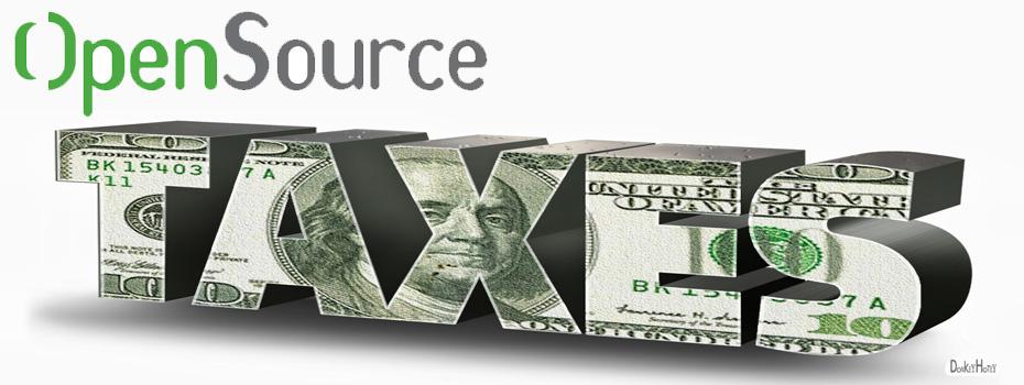 Taxes Header, Open Source Taxes