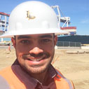 Thomas Lage Goncalves, 4th-year Civil Engineering Student, Materials team